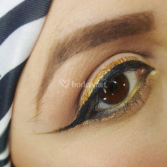 Look doble eye liner