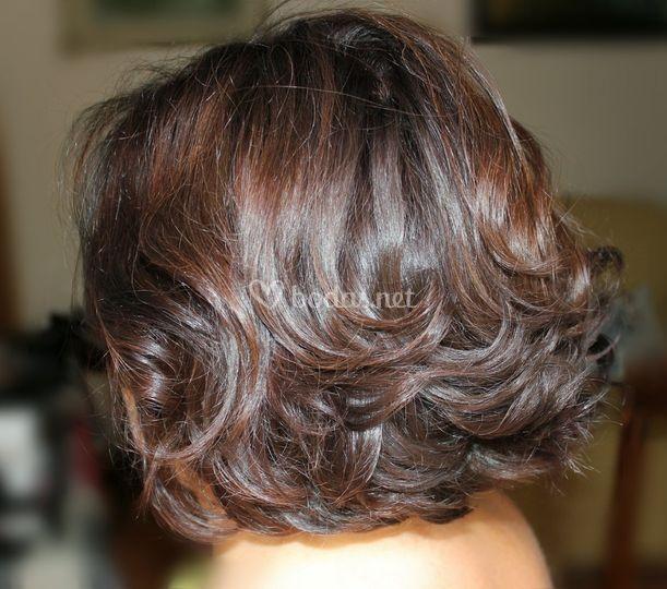 Peinado informal