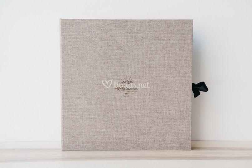 Caja álbum