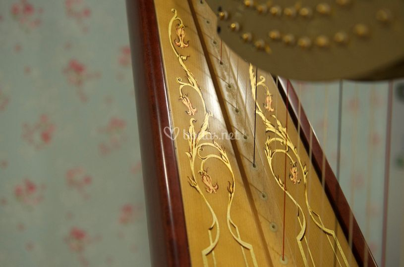 Decoraciones con oro