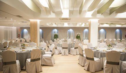 Hotel Olympia Salones de Boda 1