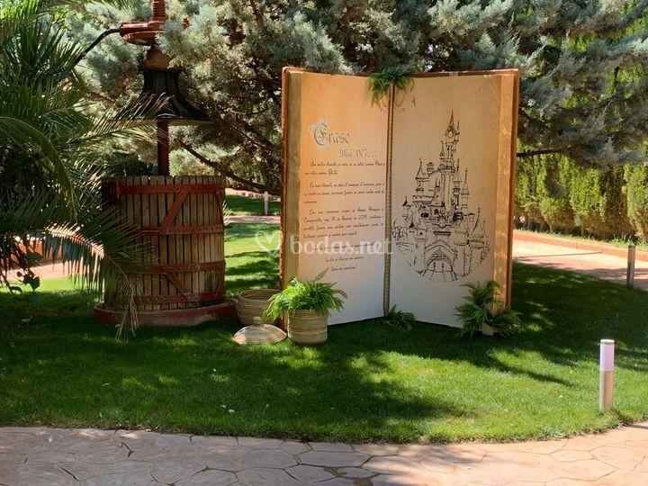 Jardín Las Adelfas