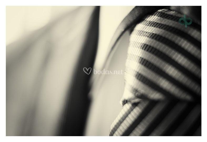 La corbata del novio