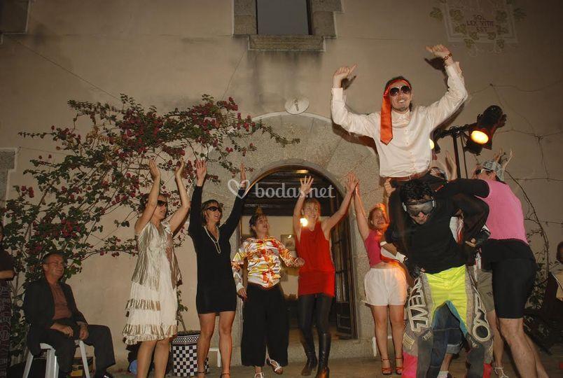 Flashmob regalo Regalavideos