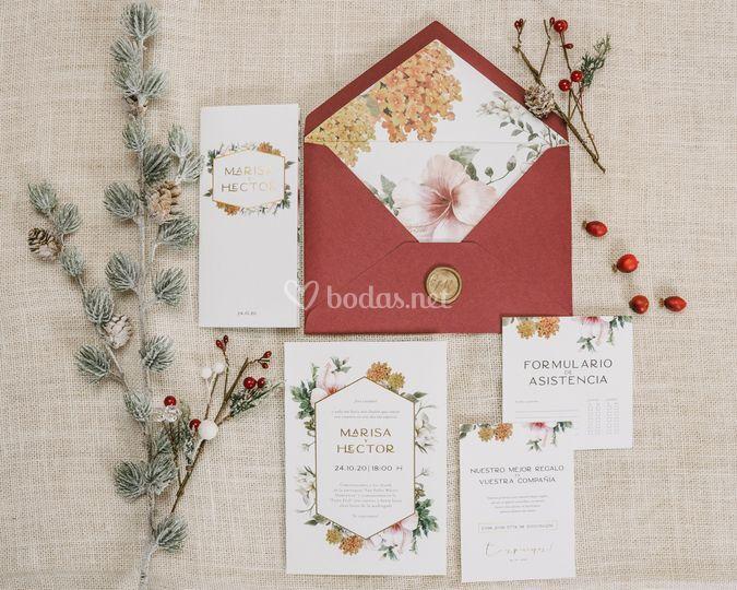 Colección Flowering