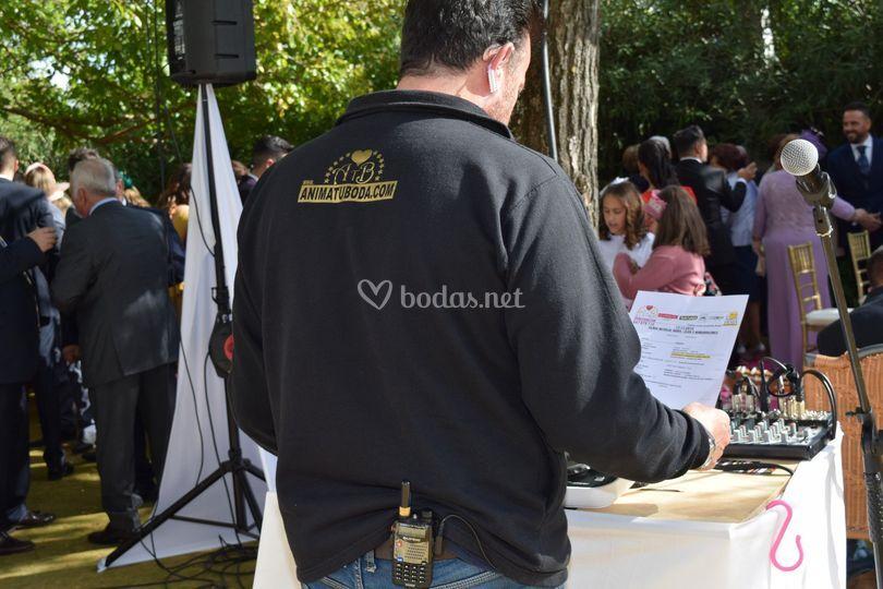 Coordinador evento