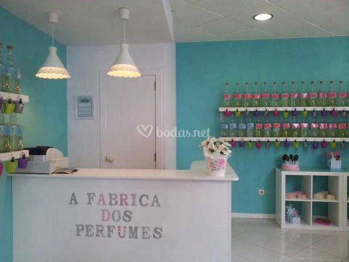 A Fabrica Dos Perfumes