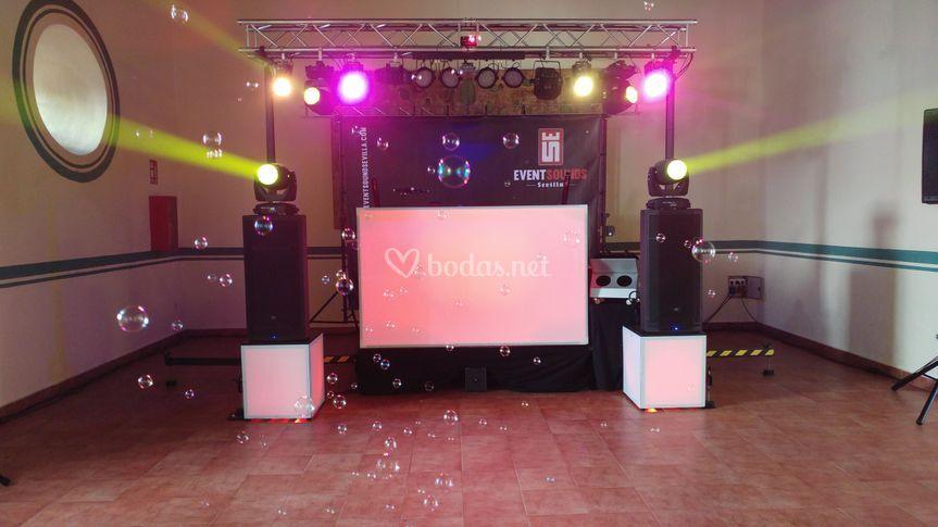 Event Sounds Sevilla
