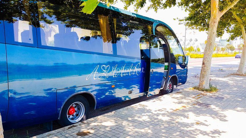 Midibús de 32 plazas