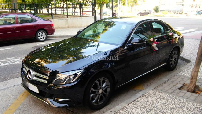 Mercedes c220 negro