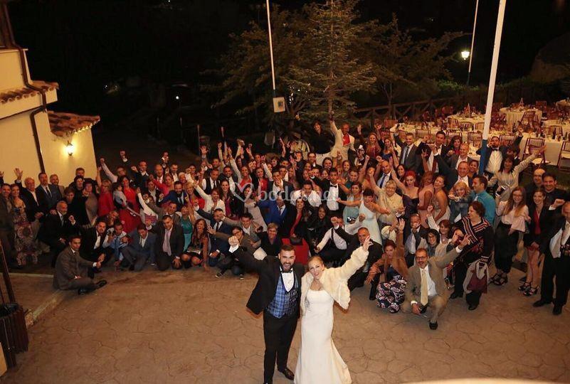 Fin de boda