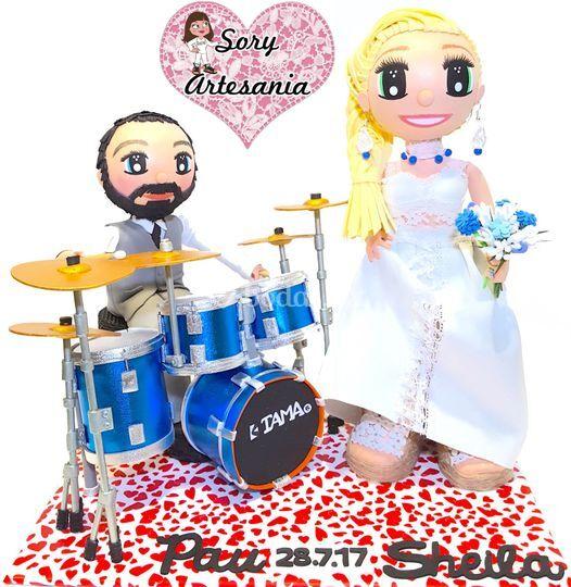 Sory Artesanía - Figuras para la tarta