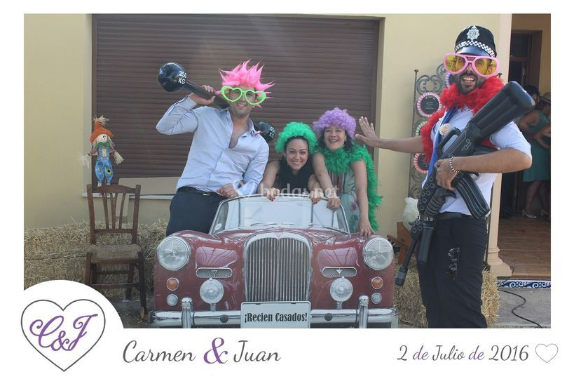 Carmen & Juan