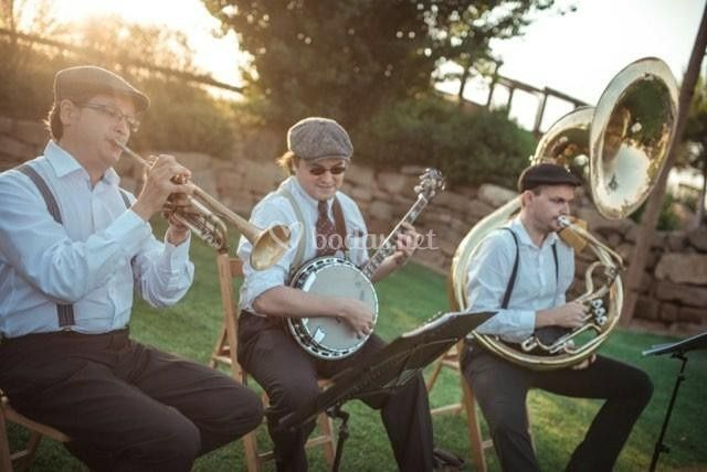 Dixthree - Dixieland jazz