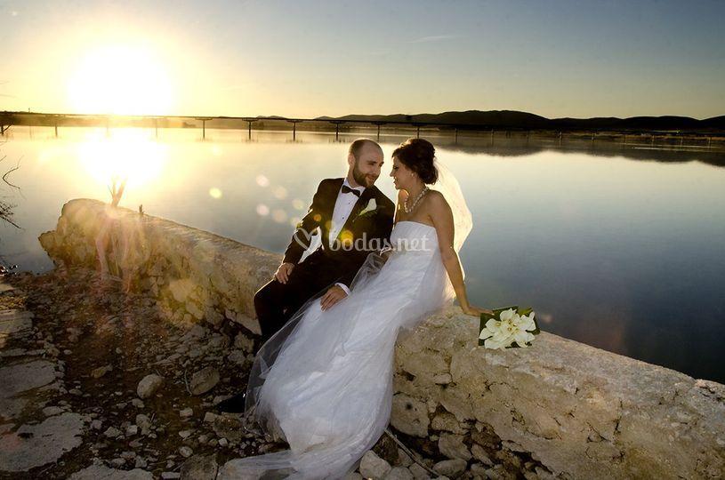 Increible boda de O&M