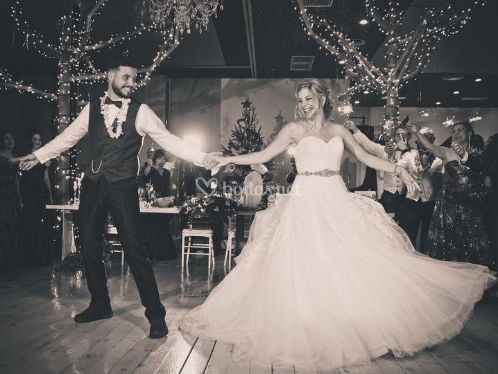 El baile nupcial