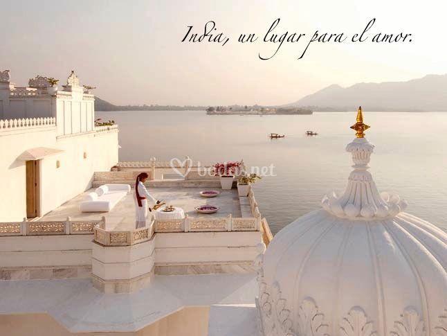 India, un lugar para el amor