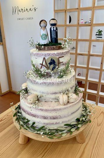 Marina's Sweet Cakes