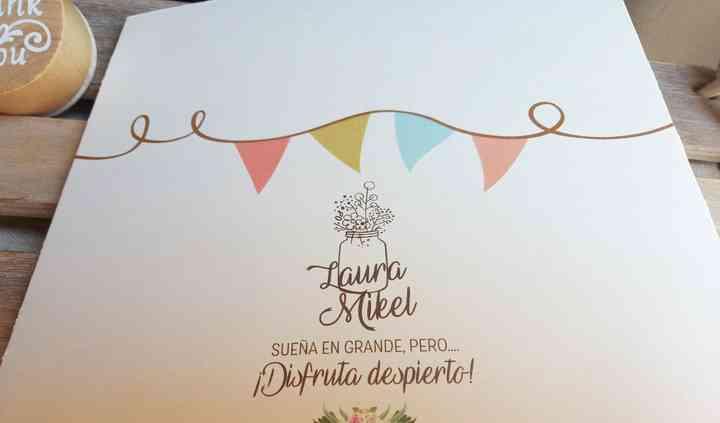 Invitacion giorno