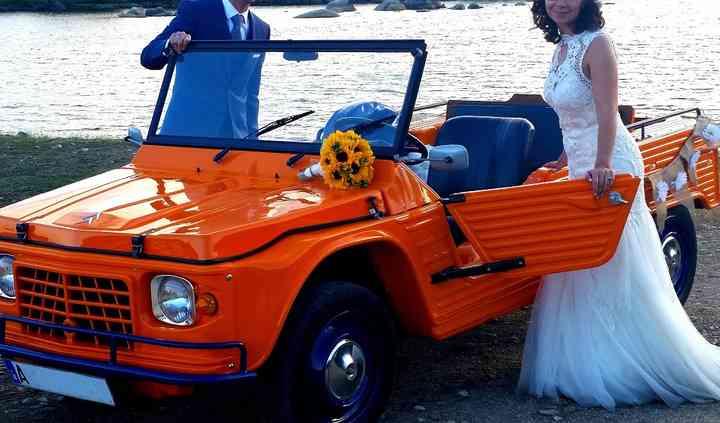 Sesión fotos boda