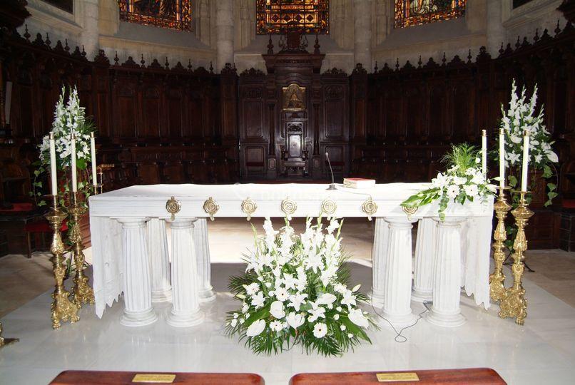 Adorno de altar