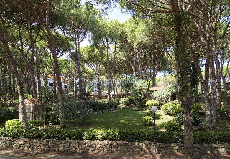 Pineda Jardín