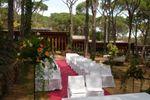 Ceremonia Civil de Hotel - Restaurante Garbi