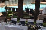 Banquete jard�n de Hotel - Restaurante Garbi