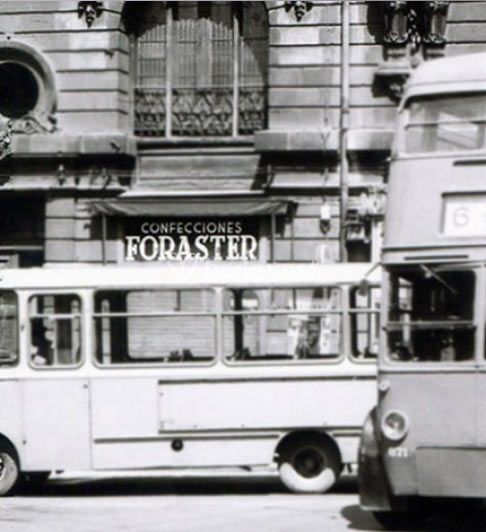 Sastrería Foraster Bilbao 1921