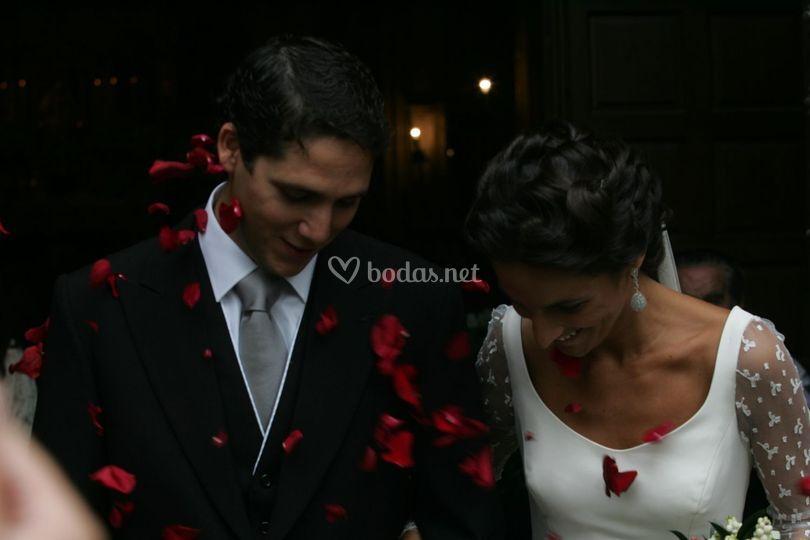 Ya se han casado...
