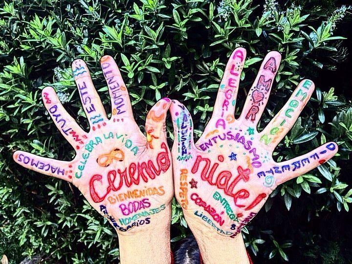 En mis manos