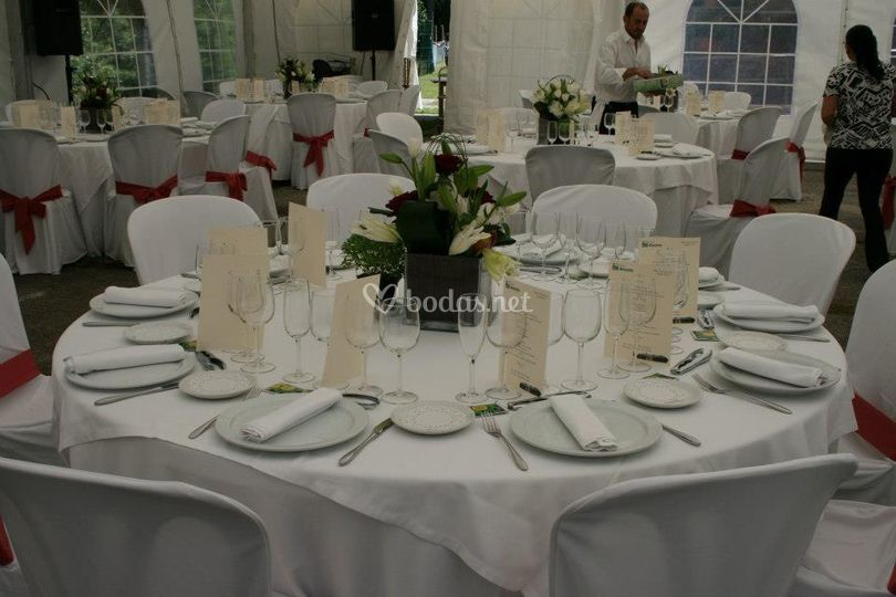 Banquete nupcial