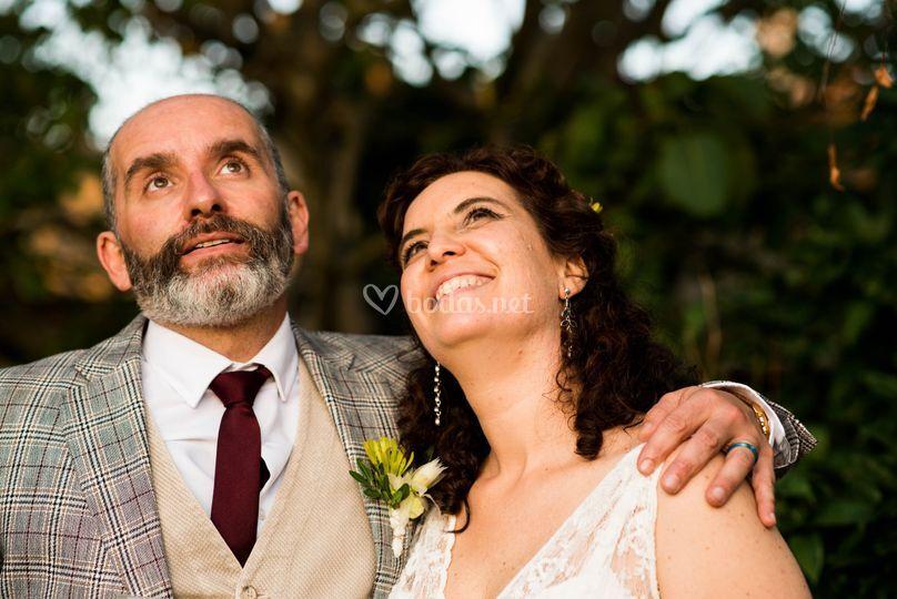 Lorena y Pablo