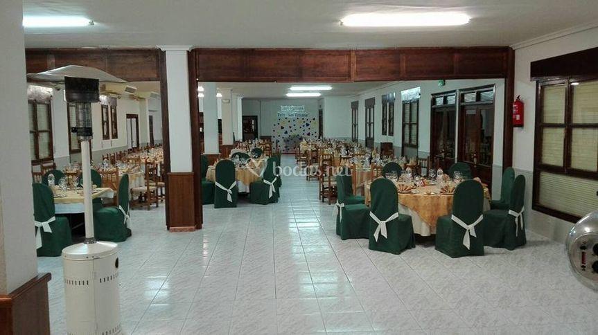 Restaurante Los Marines