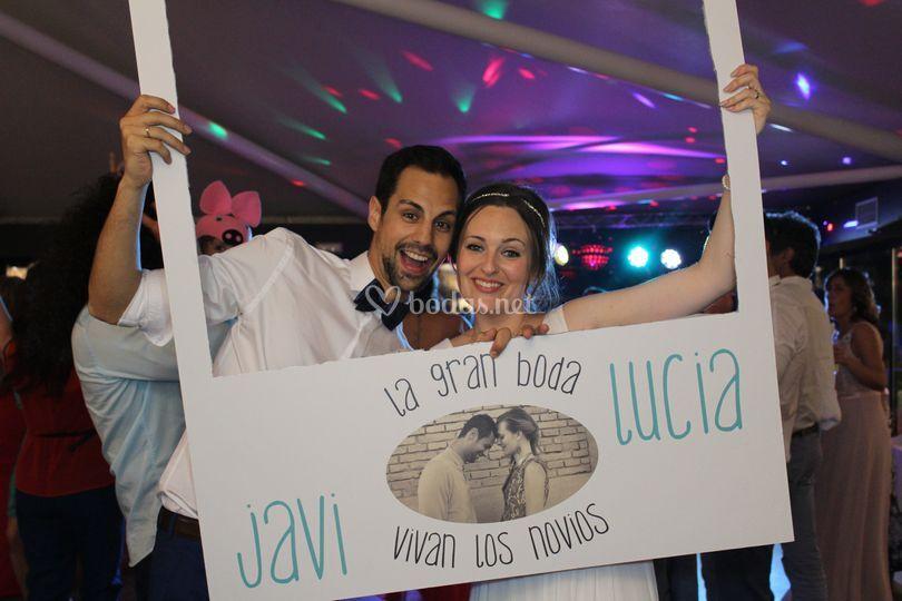 Fotos boda Javier