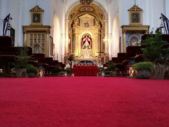 Iglesia deco