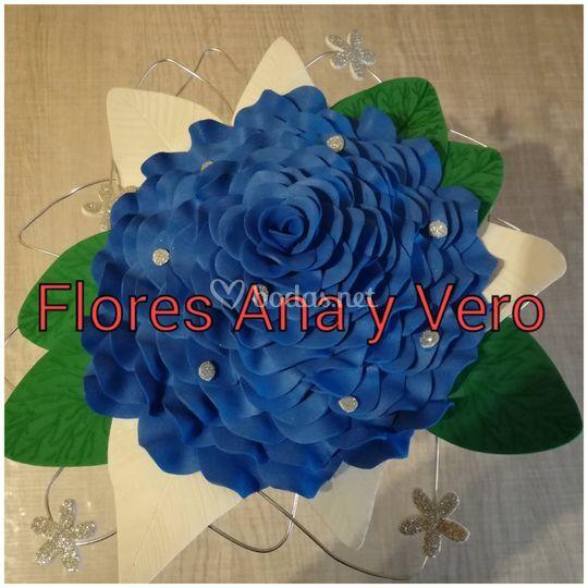 Flores Ana y Vero