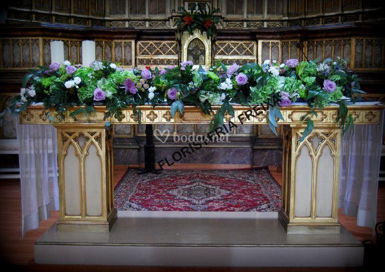 Altar clásico
