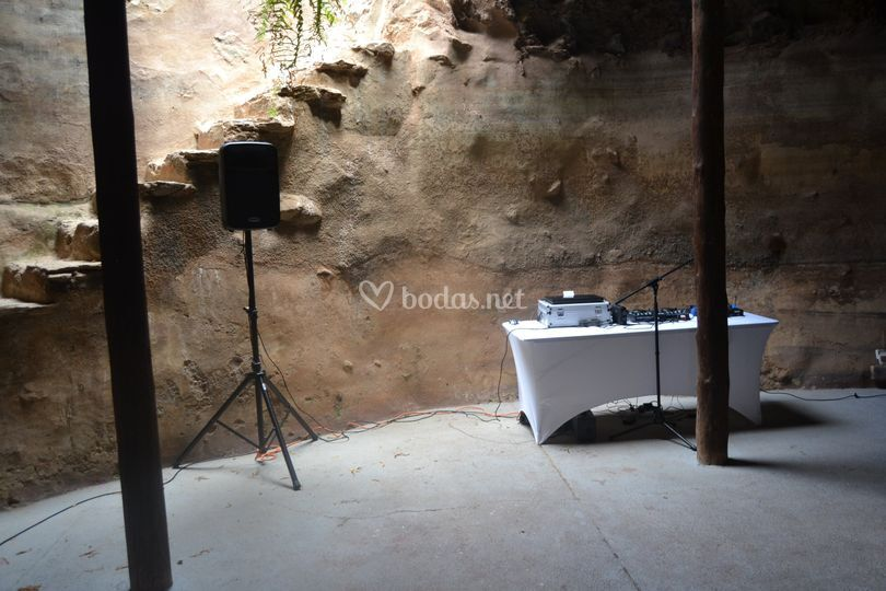 Mesa de DJ