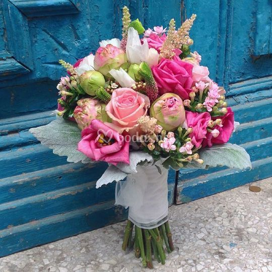 Ramo de novia de Trencadissa Art Floral