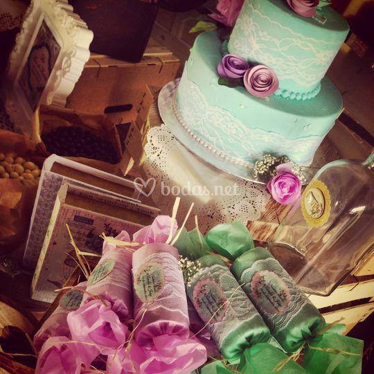 Detallitos de mesas dulces