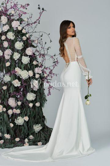 Vestido laurentia