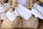 Detalle Invitados Sacos Lavand