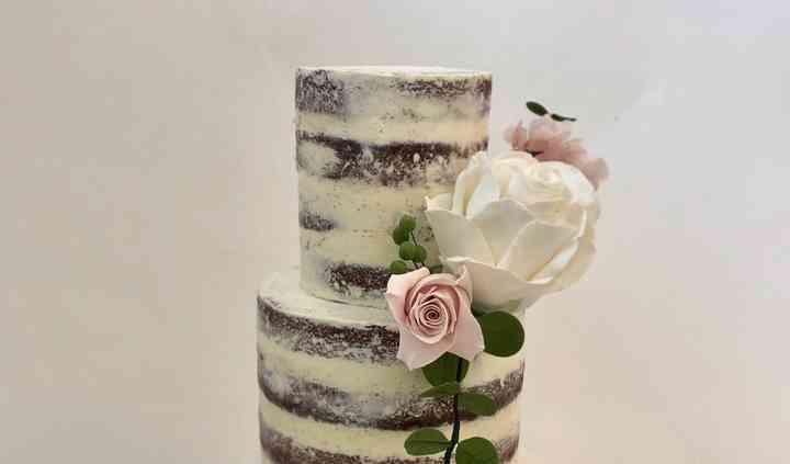 AIXA Y JORGE CAKE