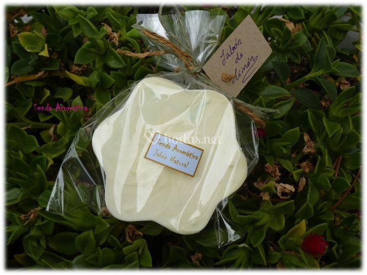 Jabón de limón 40 gramos
