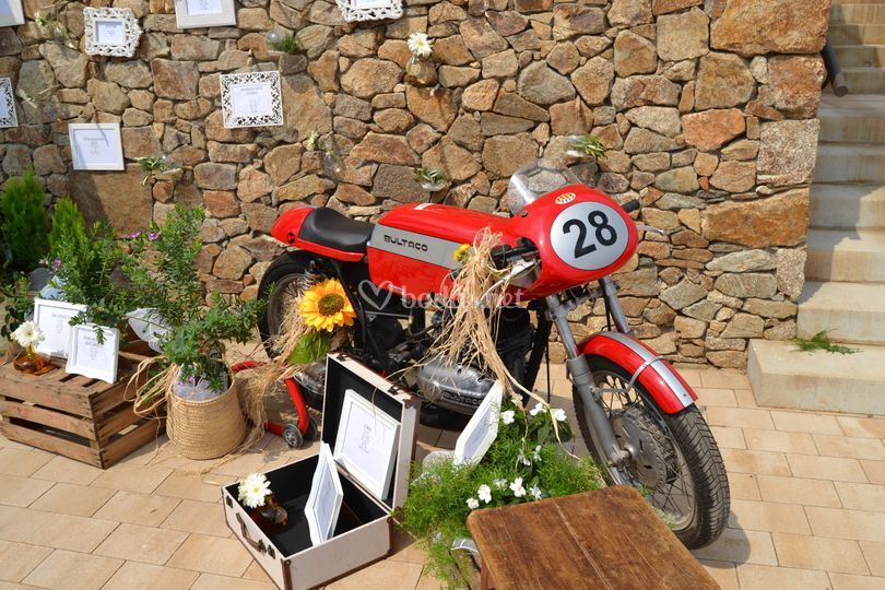 Sitting plan bultaco