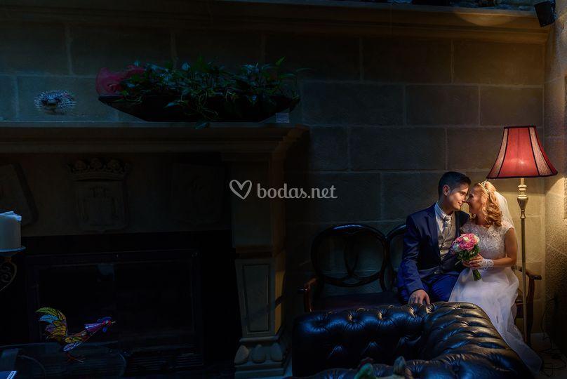Boda Roxana y Johanán