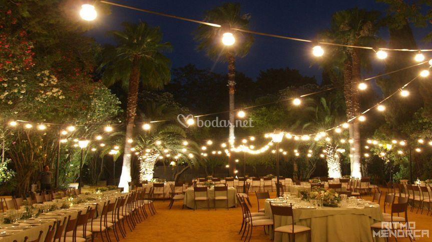 Decoración boda.