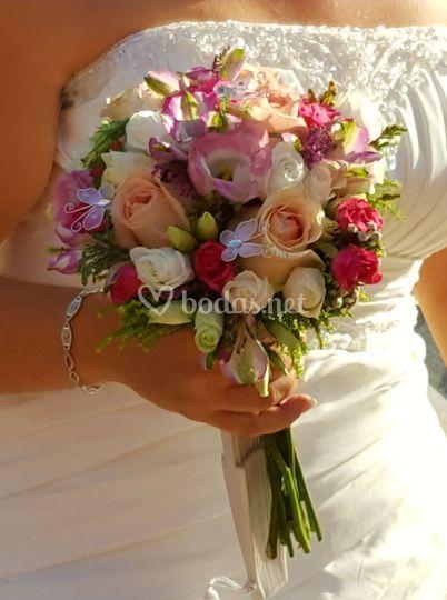 Ramo bouquet variado