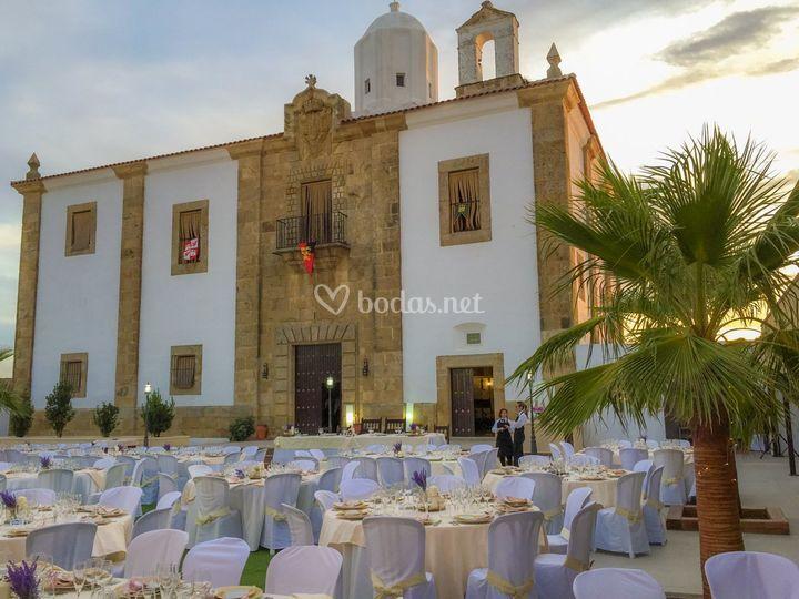 Banquete en Casa Palacio El Trasquilon